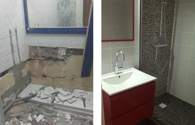 R novation salle de bain saint etienne renov assistance for Salle de bain saint etienne