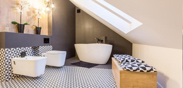 Décoration et rénovation : une salle de bain sous les ...