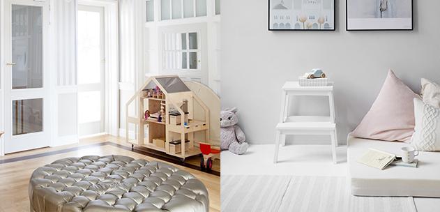 créer une salle de jeux pour vos enfants